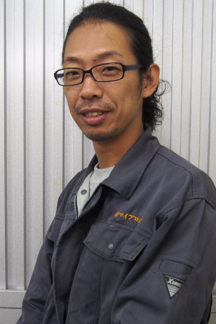 西浦 亮司さん